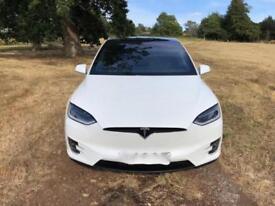 2016 Tesla Model X E 90D (311kw) SUV CVT AWD 5dr