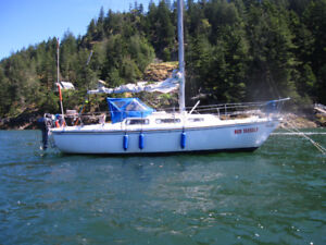 CATALINA 27 - The perfect stater boat