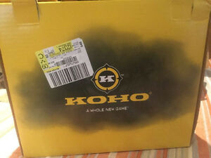Brand New In Box! Koho Boys Skates Size 1 - MINT
