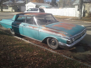 1962 Ford Mercury Monterey for Sale/Trade