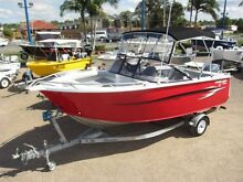 STESSCO FS550 BOWRIDER 18' ft-115 YAMAHA Upper Coomera Gold Coast North Preview