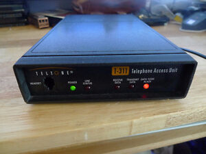 TELTONE T-311 Telephone Access Unit Made in USA
