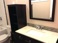 One bedroom private Walkout basement all inclusive (NE) for $900