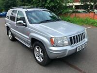 Jeep Grand Cherokee 4.7 V8 auto Limited. NO VAT. 2 X KEYS. A LOVELY TRUCK.
