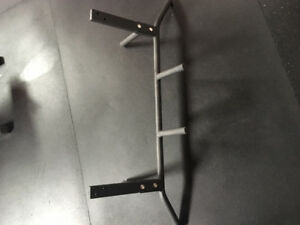 Pull Up Exercise Bar with with Added Neutral Grip