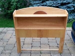 Headboard - Single Bed/Book Shelf/Table