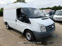 2007 57 FORD TRANSIT SWB, HIGH ROOF, *** NO VAT *** VERY CLEAN THROUGHOUT