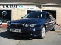 2007 Jaguar X-TYPE 2.0D S 4d **SPECIAL OFFER**