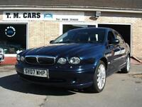 2007 Jaguar X-TYPE 2.0D S 4d **BANK HOLIDAY OFFER**