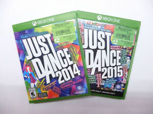 2 Just Dance Games for Xbox One Kinect