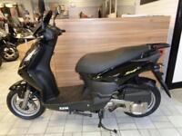 A NEW SYM SIMPLY 2 125cc,,CHORLEY 01257 230300