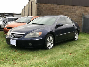 2005 Acura RL, FULLY LOADED