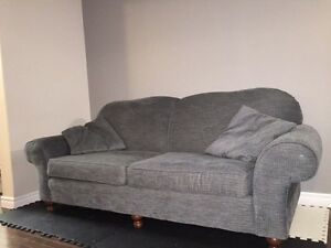 Grey couch -  Good condition - $120