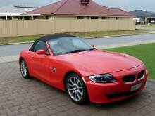 2007 BMW Z4 E85 Roadster 2dr Steptronic 6sp 2.5i [MY07] Ellenbrook Swan Area Preview