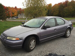1996 Plymouth Breeze Berline