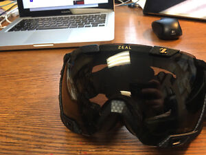 Zeal optics Z3 gps goggles