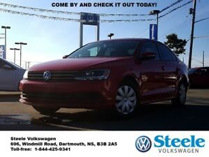 2015 VOLKSWAGEN JETTA Trendline+ - Low mileage, VW Certified, Of