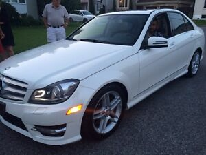 Mercedes c300 4matic 2012