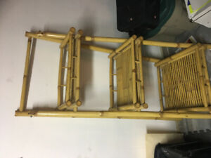 Bamboo stand 60 or best offer , message 940-9538