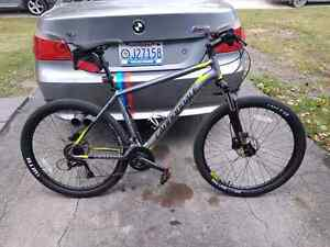 2016 Cannondale Catalyst 1 New!!!!