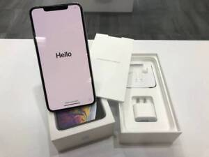 NEW iPhone Xs Max 256GB Silver unlocked tax invoice Surfers Paradise Gold Coast City Preview