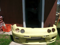 Front Clip for a Honda