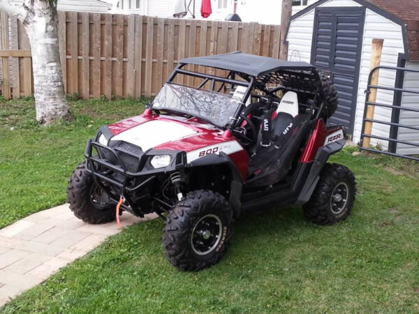 Used 2011 Polaris RZR 800-S LE