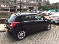Vauxhall Corsa automatic 5 door 1.4 (air con, parking sensors)