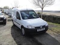 2009 Vauxhall Combo 1.3 CDTi 1700 Van. Only 77,000 miles. **NO VAT** 2 owners.