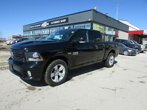 2014 Ram 1500 Sport Truck 4x4 BEST PRICE IN TOWN