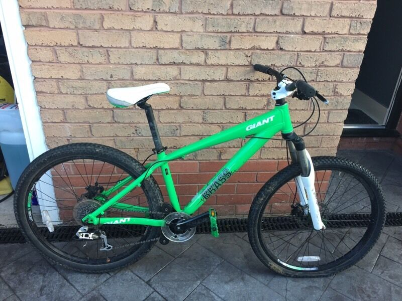 Giant Brass Mountain Bike In St Mellons Cardiff Gumtree