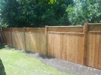 Fencing and decking free quote