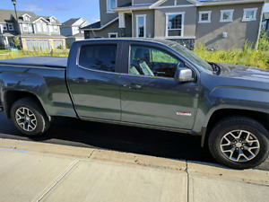 2015 GMC Canyon SLE All Terrain 4x4
