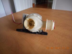 Pompe pour laveuse frontale Frigidaire