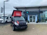 2018 Ford Transit Custom Clydebuilt Camper Van