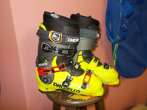 Ski Boot SALE - TWO PAIRS:: High performance, barely used