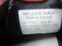 Ladies Size 9 Mellow Walk Safety Shoes