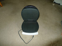 George Foreman Non-Stick Contact Grill