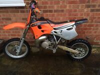 Ktm Sx 65 2001 swaps only
