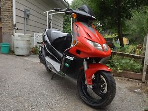 Atlantis Derbie scooter GPI 49cc for sale