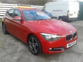 2013/13 BMW 114 1.6 i Sports Hatch 2 OWNERS 2 KEYS
