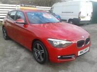 2013/13 BMW 114 1.6 i Sports Hatch 2 OWNERS 2 KEYS