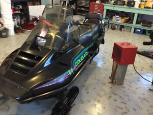 1992 440 Arctic Cat Cougar