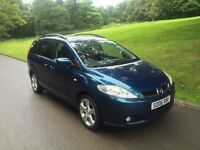 2006 MAZDA 5 SPORT 2.0 PETROL FOR SALE!! 65000 MILES!! 7 SEATER!! FINANCE AVAILABLE