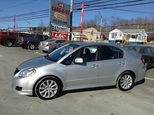 2010 Suzuki SX4 Sport, 2 YEAR WARRANTY INCLUDED!!