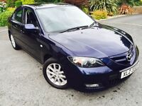 09 Mazda 3 Takara 1.6 with full MOT (not focus bmw merc)