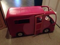 Barbie RV