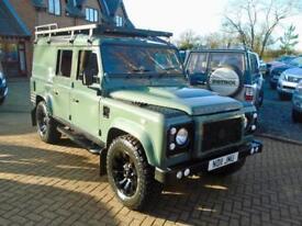 2011 11 Reg Land Rover 110 Defender 2.4TDCi Utility