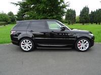 Land Rover Range Rover Sport 3.0SD V6 ( 292ps ) 4X4 ( s/s ) Auto 2014MY