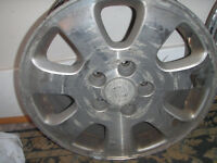 "16"" alloy rims from 2003 Honda Odyssey"